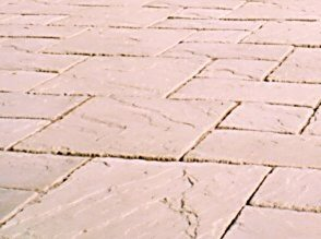 Textured Patio Slabs